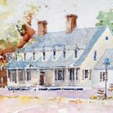 Raleigh Tavern, Williamsburg VA