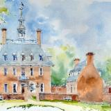 Governor's Palace, Williamsburg VA