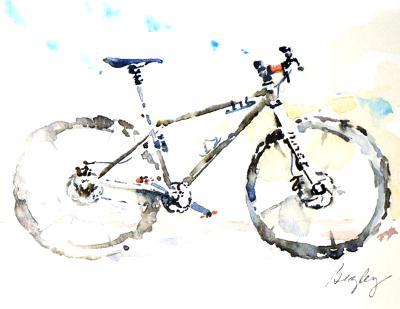 Peat's Bike