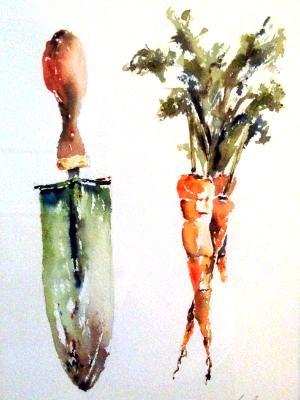 Carrots & Trowel